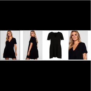 Black Dress Plus Size